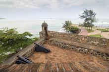 San Felipe Fortress At Puerto ...