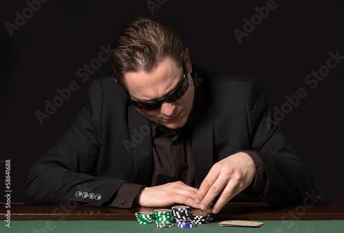 Poker Wallpaper Mural