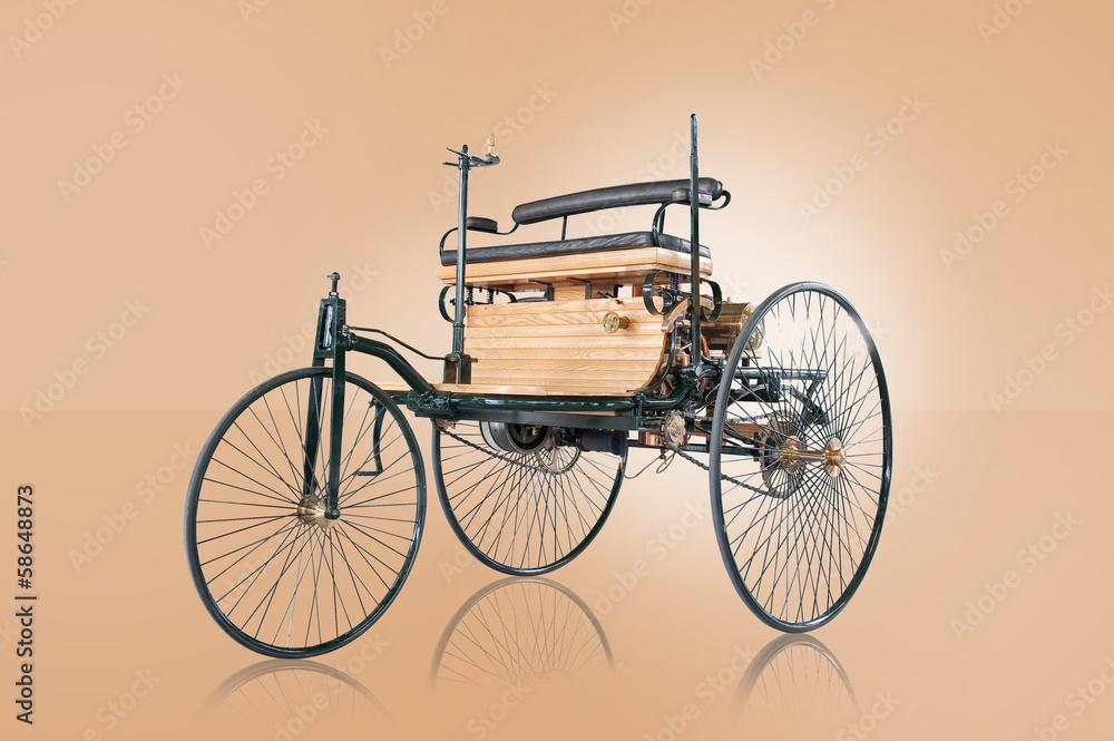 das erste auto der welt