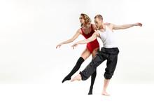 Namiętny Taniec Dwojga Ludzi