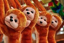 Funny Faces, Little Monkeys