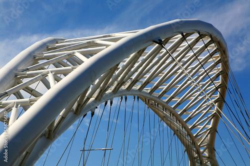 Poster Bridges ponte sospeso