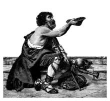 Beggar - Mendiant - Bettler