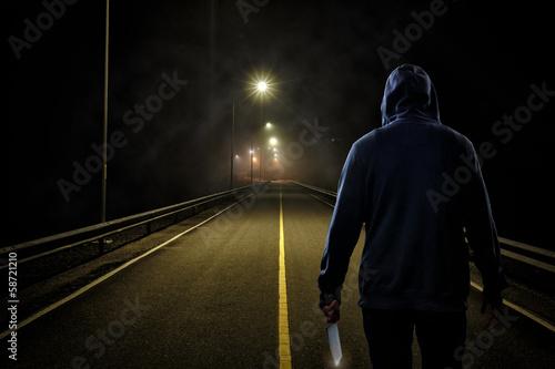 Fotografia  Murderer