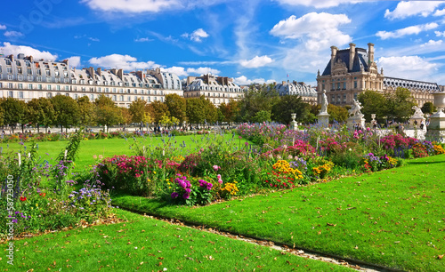 Valokuva Louvre museum
