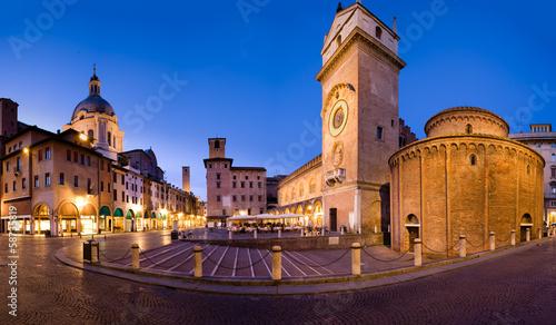 Canvas Mantova di Notte