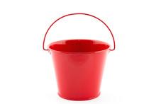 Single Red Bucket
