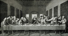 The Last Supper (Leonardo Da V...