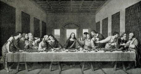 The Last Supper (Leonardo da Vinci; 1498)