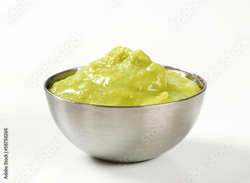 Fotografía  Bowl of Guacamole