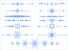 Page Rule Assortment With Snow...
