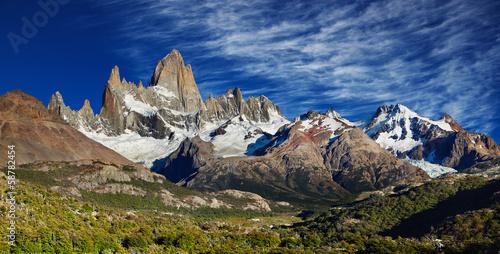 Valokuva  Mount Fitz Roy, Argentina
