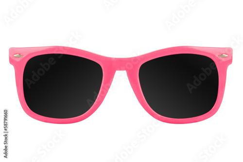 Fotografia, Obraz Women's pink sunglasses