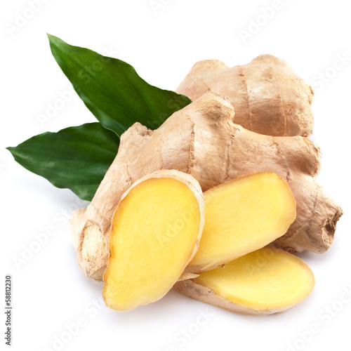 Slika na platnu ginger