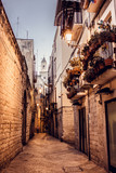 Streets of Bari town in Italy - 58834660