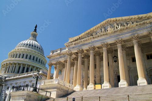 Fototapeta US Capitol obraz