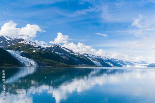 Fotografie, Obraz  Collage Fjord