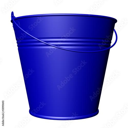 Obraz na plátně Bucket