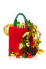 X'mas Shopping Bag