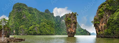 Ao Phang - nga National Park in Thailand 2