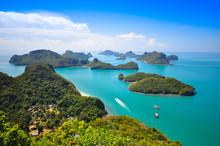 Ang Thong National Marine Park...
