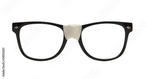 Cuadros en Lienzo Nerd Glasses