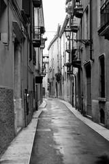 Fototapeta Typowa ulica Verona