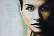 graffiti cara de mujer 0211f