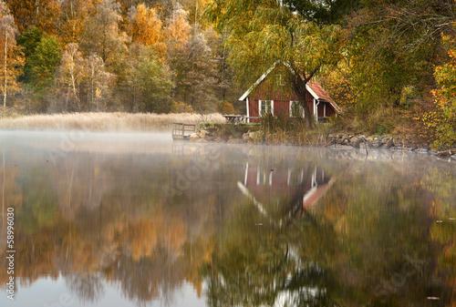 Fotografía  House by the lake