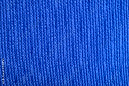 Valokuva  blue canvas texture