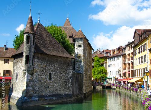 In de dag Brugge Annecy