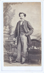 Antique Portrait of a gentl...
