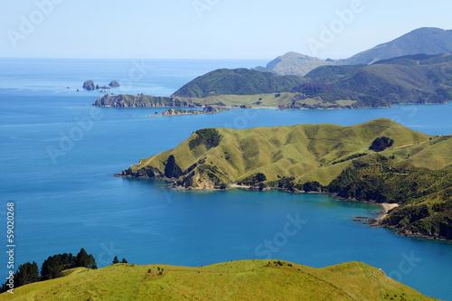 Neuseeland, Küste