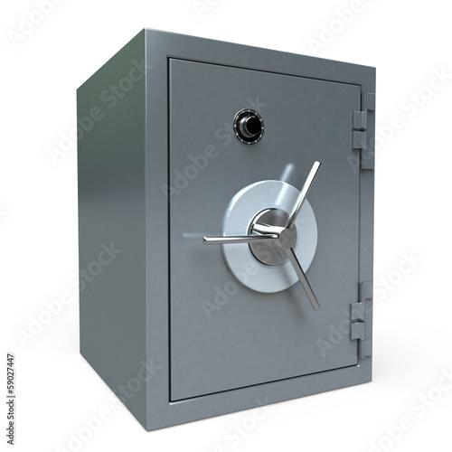 Fotografía  locked Safe