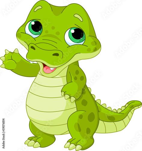maly-aligator