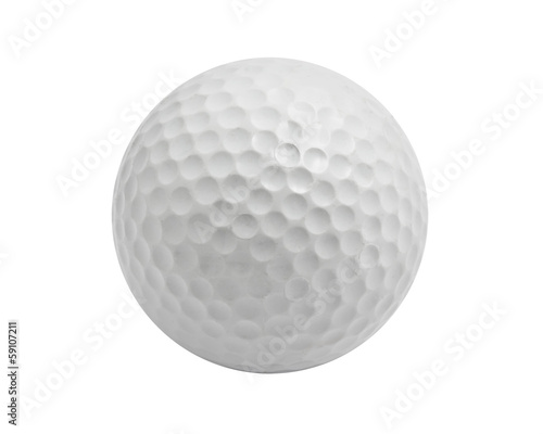 Spoed Foto op Canvas Bol Golf ball