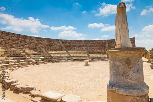 Foto op Canvas Cyprus Salamis Ruins