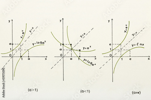 logarithmic graph