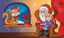 Christmas Indoor Theme 5