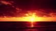 Ocean Sunset Time lapse