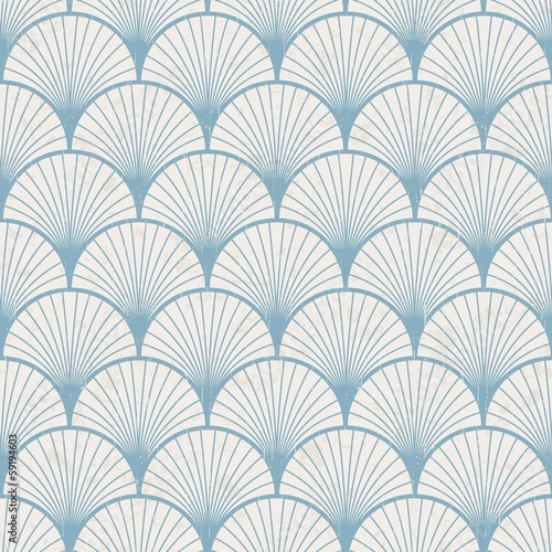 Fotografia  seamless retro japanese pattern texture