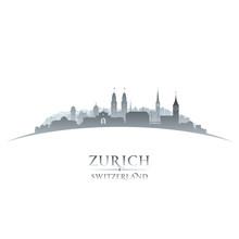 Zurich Switzerland City Skylin...
