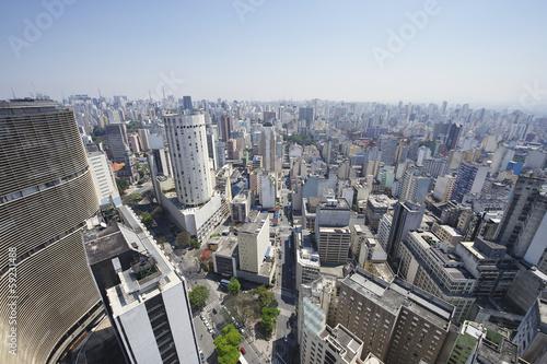 Sao Paulo Brazil Skyline Architecture Landmarks