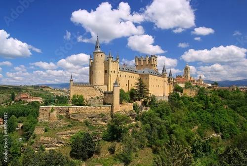 Segovia Alcazar 18