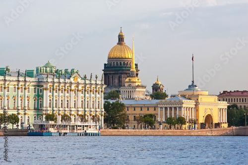 Foto op Plexiglas Artistiek mon. Saint Petersburg