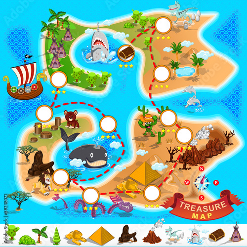 mapa-skarbow-piratow