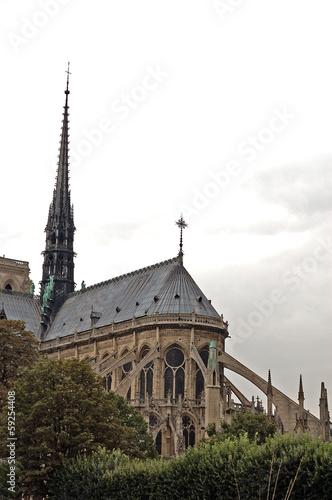 Notre Dame, Paris - 59254408