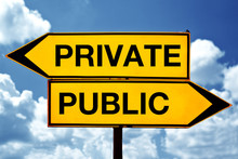 Private Or Public, Opposite Si...