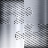 Schöne Metall Puzzles