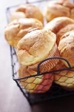 Crunchy Popovers